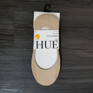 NWT ♡ HUE Ultra Low Cut Liner (2-PACK)